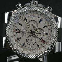 Breitling Bentley GMT Steel 49mm White No numerals United States of America, Michigan, Detroit