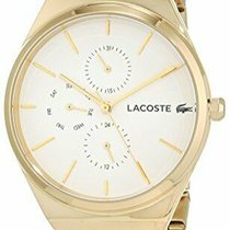 Lacoste Steel 38mm Quartz 2001037 new United States of America, New Jersey