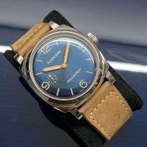 Panerai Radiomir 1940 3 Days Acier 47mm Bleu Arabes France, Paris