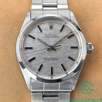 Rolex 1002 Acero 1973 Oyster Perpetual 34 34mm usados