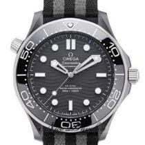 Omega Seamaster Diver 300 M Céramique 43.5mm Noir Sans chiffres