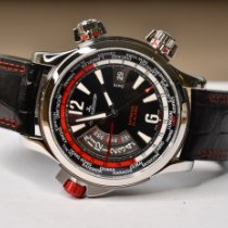Jaeger-LeCoultre Master Compressor Extreme W-Alarm Acero 46mm Negro