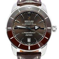 Breitling Superocean Heritage II 46 Steel 46mm Bronze No numerals