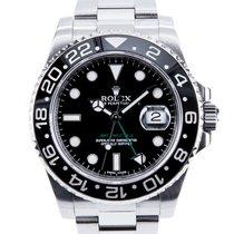 Rolex 116710LN Сталь 2014 GMT-Master II 40mm подержанные