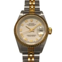 Rolex Lady-Datejust Gold/Steel 26mm White No numerals United Kingdom, London