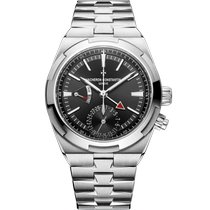 Vacheron Constantin Overseas Dual Time new 2020 Automatic Watch with original box and original papers 7900V/110A-B546
