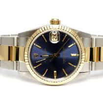 Rolex 68273 Or/Acier 1989 Lady-Datejust 31mm occasion