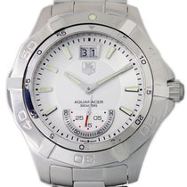 TAG Heuer Aquaracer 300M Steel 41mm White No numerals United States of America, Utah, Draper