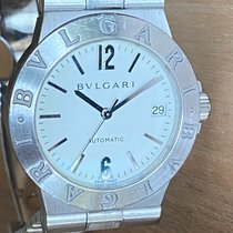 Bulgari Diagono Weißgold 35 mmmm Weiß Arabisch Schweiz, Zuzwil