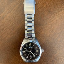 Hamilton Khaki Field Day Date Steel 42mm United States of America, Texas, El Paso