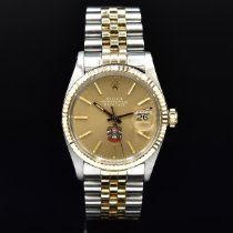Rolex 16013 Or/Acier 1984 Datejust 36mm occasion France, Paris