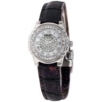 Piaget Tanagra White gold 25mm Roman numerals United States of America, New York, Greenvale