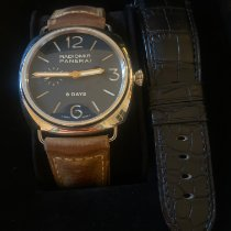 Panerai PAM 00190 Acier 2006 Radiomir 8 Days 45mm occasion France, paris