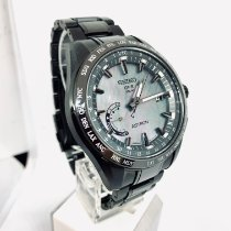 Seiko Astron GPS Solar Chronograph Titanium 45mm Mother of pearl No numerals United States of America, New York, NY