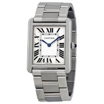 Cartier Tank Solo W5200014 Unworn Steel 35mm Quartz