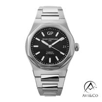 Girard Perregaux Laureato new 2020 Automatic Watch with original box and original papers 81010-11-634-11A