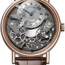 Breguet Tradition Or rose 40mm Argent Romains
