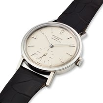 Patek Philippe Steel 35mm 3417A pre-owned United States of America, Massachusetts