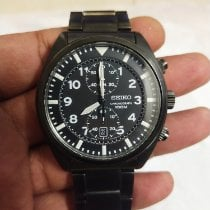Seiko Steel Quartz 7T94-0BL0 pre-owned India, Chennai