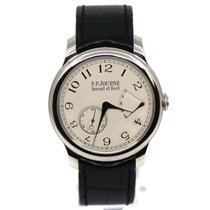F.P.Journe Souveraine Platinum 40mm Silver (solid) United States of America, New York, New York