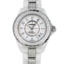 Chanel J12 Ceramic 38mm White Arabic numerals United States of America, Maryland, Baltimore, MD