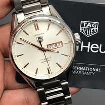 TAG Heuer Steel 41mm Automatic WAR201D.BA0723 new