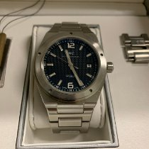 IWC Ingenieur AMG Steel 42.5mm Black Arabic numerals United States of America, New York, Queens