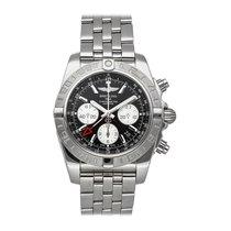 Breitling Chronomat 44 GMT Steel 44mm Black No numerals United States of America, Pennsylvania