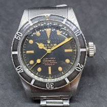 Rolex Submariner (No Date) Steel 38mm Black No numerals