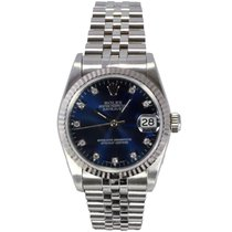 Rolex 68274 Steel 1987 Lady-Datejust 31mm pre-owned United States of America, California, Sylmar