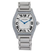 Cartier Tortue White gold 34mm White Roman numerals United States of America, Florida