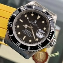Rolex Steel 40mm Automatic Submariner pre-owned United Kingdom, Norwich