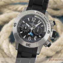 Jaeger-LeCoultre Master Compressor Diving Chronograph Titane 44mm Noir