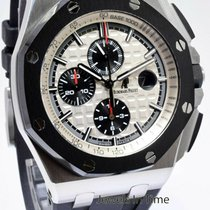 Audemars Piguet 26400SO.OO.A002CA.01 Steel Royal Oak Offshore Chronograph 44mm pre-owned United States of America, Florida, Boca Raton