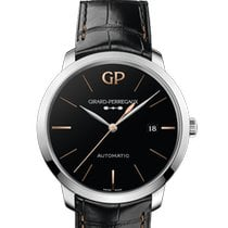 Girard Perregaux 1966 49555-11-632-BB60 New Steel 40mm Automatic