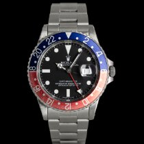 Rolex Steel 40mm Automatic 16750 pre-owned