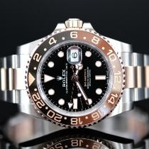 Rolex GMT-Master II Gold/Steel 40mm Black No numerals United Kingdom, Whitby- North Yorkshire