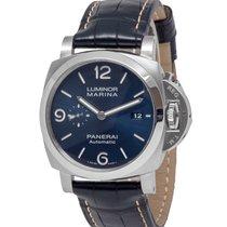 Panerai Luminor Marina new 2020 Automatic Watch with original box and original papers PAM01313
