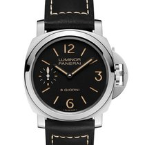 Panerai Steel 44mm Manual winding PAM 00915 new