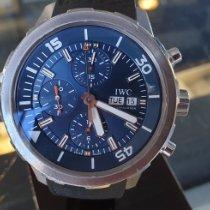 IWC Aquatimer Chronograph Acero 44mm Azul Sin cifras España, Estepona