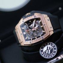 Hublot Spirit of Big Bang Oro rosa 51mm Transparente Sin cifras