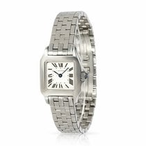 Cartier Santos Demoiselle Steel 20mm Silver Roman numerals United States of America, New York