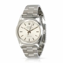 Rolex Air King Precision Steel 34mm Silver United States of America, New York