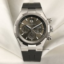 Vacheron Constantin Overseas Chronograph 49150/000W-9501 Very good Steel 42mm Automatic United Kingdom