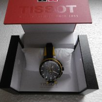 Tissot T-Race Cycling Steel 44mm Black