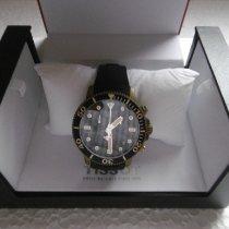 Tissot Seastar 1000 neu 2020 Quarz Chronograph Uhr mit Original-Box und Original-Papieren T120.417.37.051.01