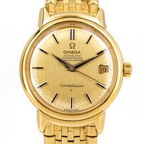 Omega Constellation Yellow gold Gold