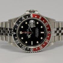 Rolex GMT-Master II Steel 40mm Black No numerals United Kingdom, Hampshire