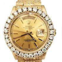 Rolex Day-Date 36 Yellow gold 39mm Champagne United States of America, North Carolina