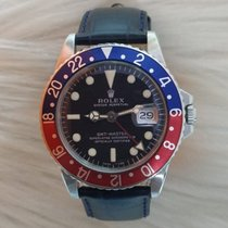 Rolex GMT-Master Steel 40mm Black India, Mumbai,